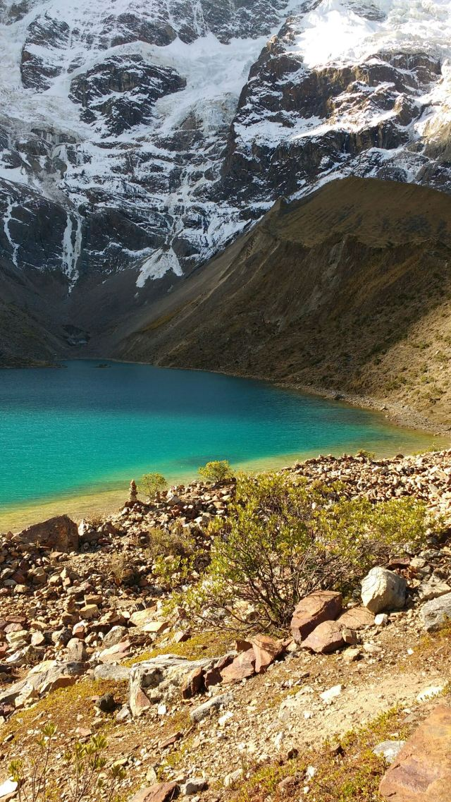 Salkantay trek - lac de humantay - machu picchu - Pérou