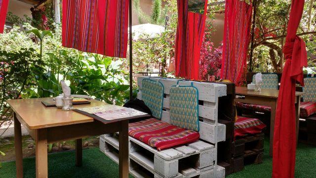 Urubamba - restaurant Antojitos