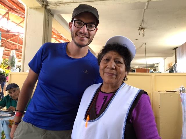 Queso helado dona rosa - Arequipa - Pérou