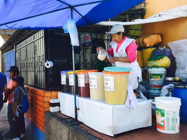 Jus de quinoa - Arequipa - Pérou