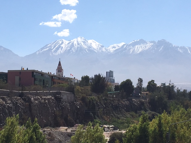 Yanuhara - Arequipa - Pérou