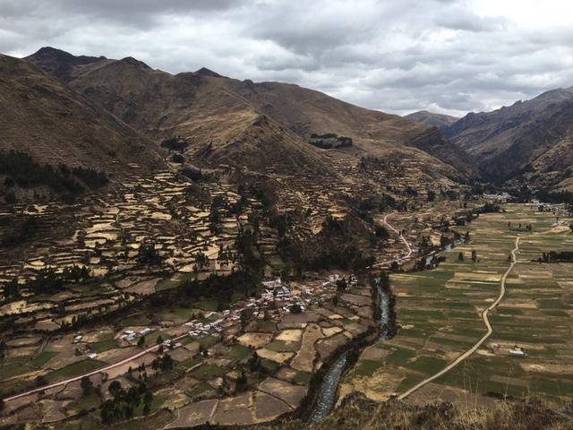 Machu pitumarca - Pérou
