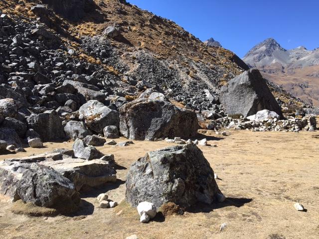 Salkantay trek - machu picchu - Pérou