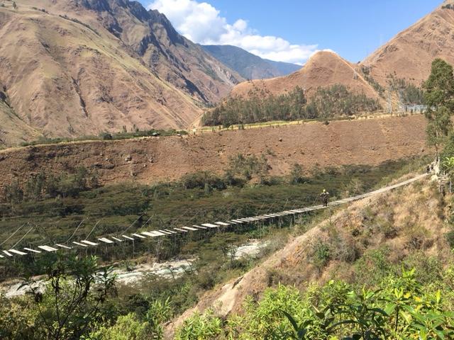 Salkantay trek - zipline - machu picchu - Pérou