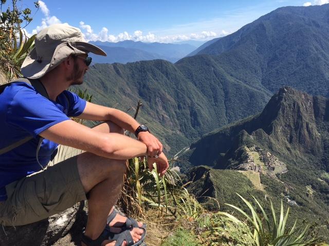 Machu picchu montana - salkantay trek - Pérou