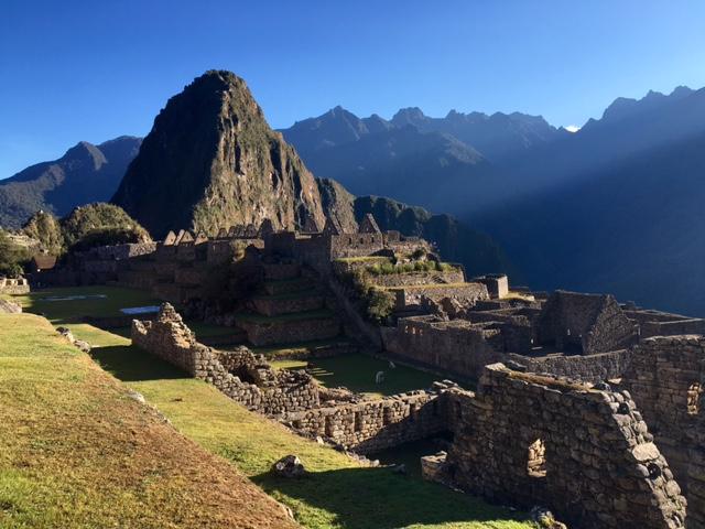 Macchu picchu - salkantay trek - Pérou