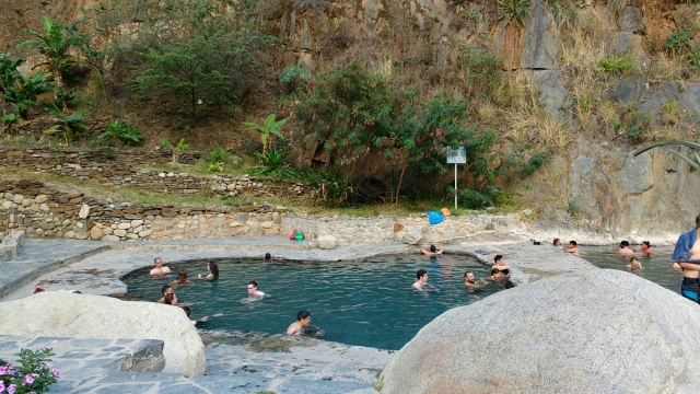 Salkantay trek - jungle - hot springs - machu picchu - Pérou