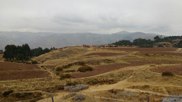Le temple de la lune - Cusco - Pérou