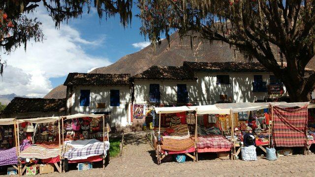 Andahuaylillas - Pérou