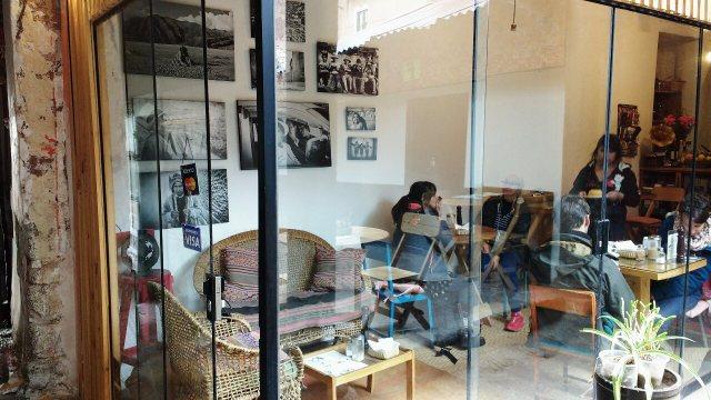 Cocoliso - café wifi Cusco - Pérou