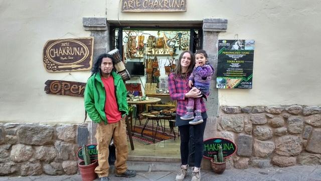 Chakruna art and alternative tours - San Blas - Cusco - Pérou