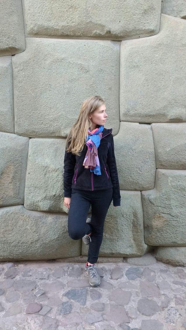 Cusco - mur inca - Pérou