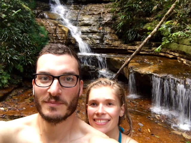 Cascade - Shintuya - Jungle manu - Amazonie - Pérou