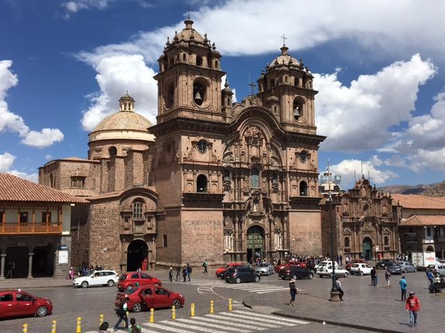 Cusco - plaza de armas - Pérou
