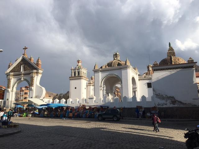 Eglise - Copacabana - Bolivie