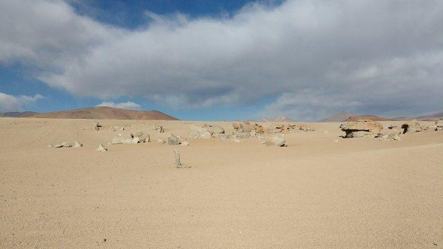 Désert de Dali - Salar d'Uyuni et Sud-Lipez - Bolivie