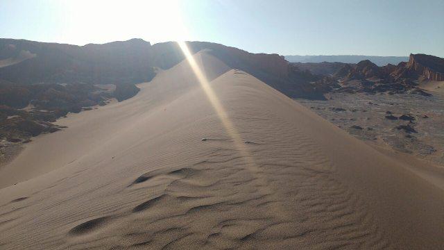 Vallee de la Lune - San Pedro de Atacama - Chili