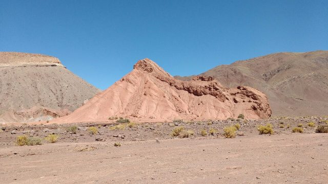 Vallée arcoiris - San Pedro de Atacama - Chili