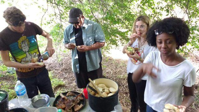 Eco sur argentina - ecovillage - volontariat - Mendoza - Argentine