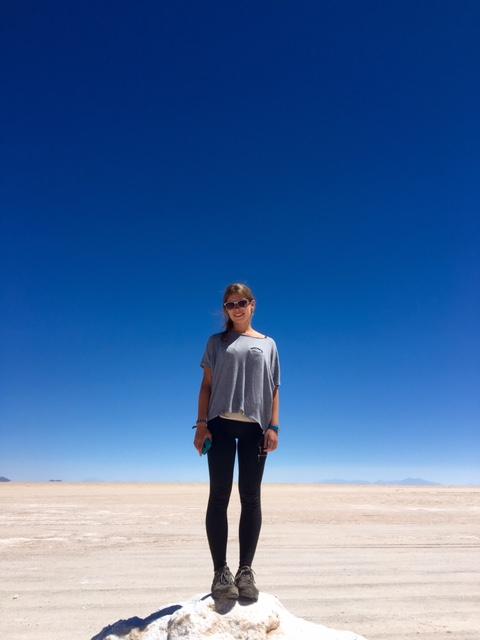 Pyramide de sel - Salar d'Uyuni et Sud-Lipez - Bolivie