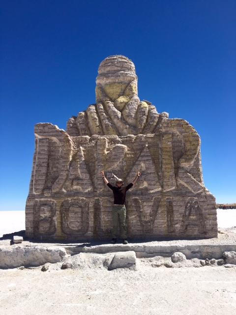 Dakar - Salar d'Uyuni et Sud-Lipez - Bolivie