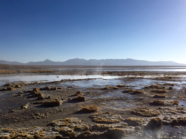 Hot springs - Salar d'Uyuni et Sud-Lipez - Bolivie