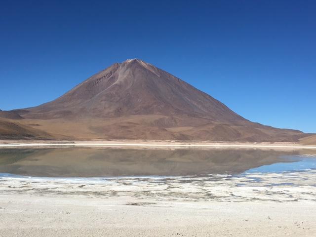 Laguna Verde - Salar d'Uyuni et Sud-Lipez - Bolivie