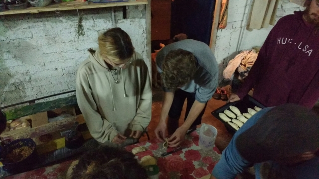 Atelier empenadas