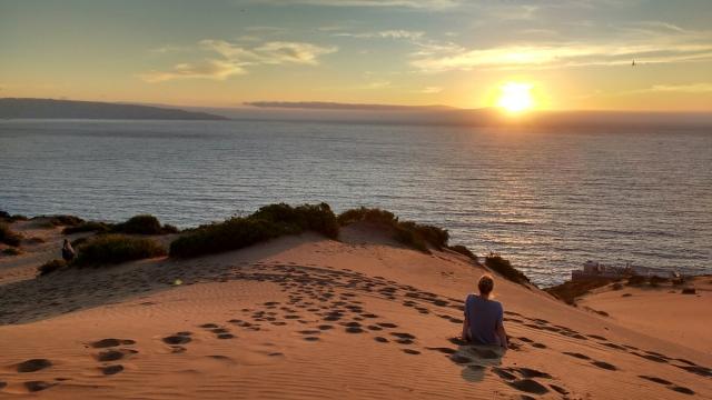 Dunes de Con-Con - Valparaiso - Chile