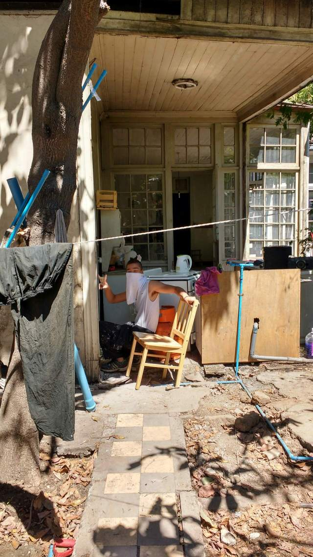 Santiago du Chili - workaway volontariat