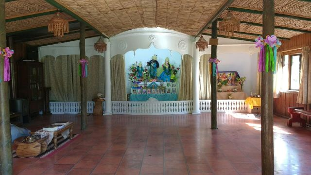 Temple Hare Krishna - Catemu - Chili