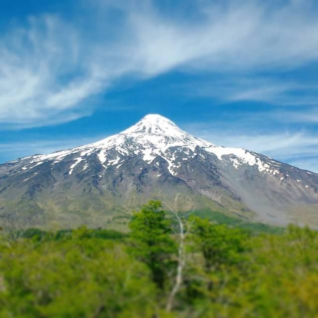 Frontière Argentine / Chili