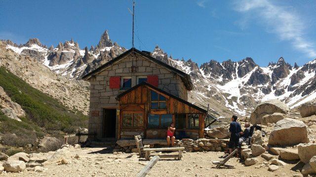 Randonnée Bariloche - cerro Catedral - refuge de Frey - Argentine