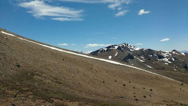 Rando au Piltriquitron - el Bolson - Patagonie - Argentina