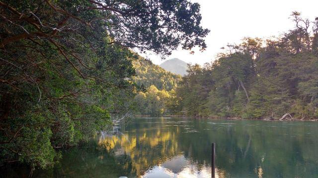 Rio Arrayanes - Parque Los Alerces - Patagonie - Argentine