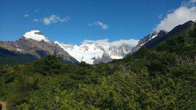 Rando Laguna Torre - El Chalten - Fitz Roy - Patagonie - Argentine