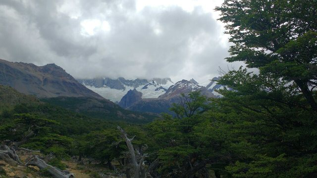 Rando Los Tres - El Chalten - Fitz Roy - Patagonie - Argentine