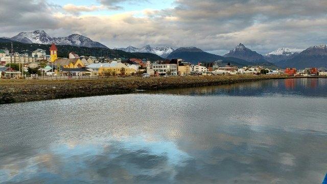 Ushuaïa - terre de feu - Argentine