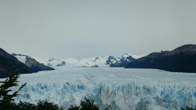 El Calafate - glacier Perito Moreno - Patagonie - Argentine
