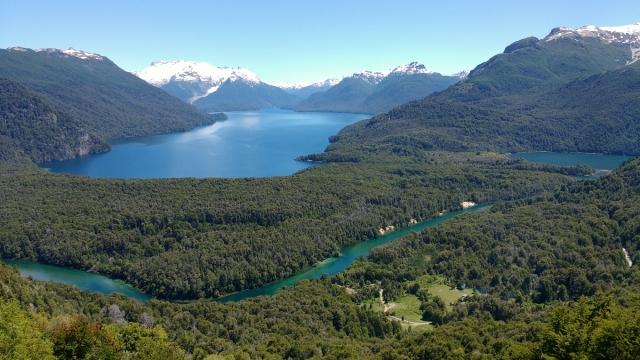 Mirador Escondita - Parque Los Alerces - Patagonie - Argentine