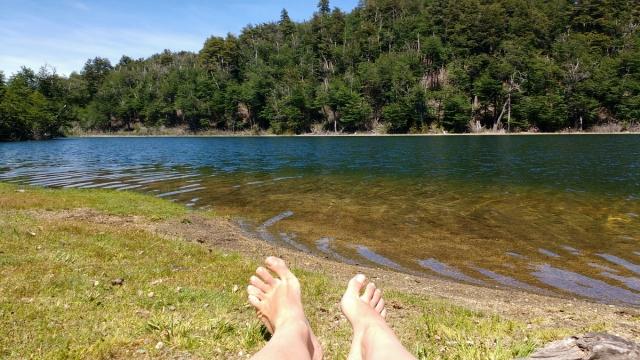 Laguna Escondita - Parque Los Alerces - Patagonie - Argentine