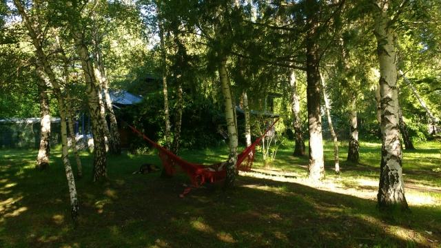 La casona de Odile - el Bolson - Patagonie - Argentina