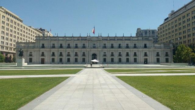 La Moneda - Santiago - Chile