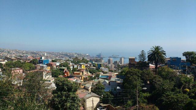 La Sebastiana - Valparaiso - Chile