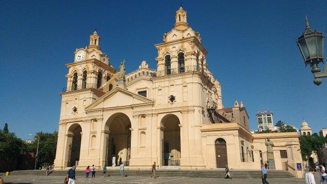 Cordoba - Plaza san Martin - Argentine