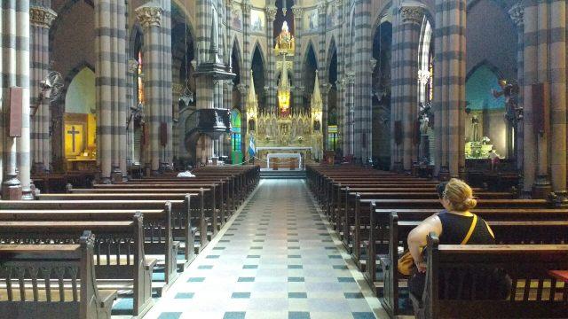 Cordoba - Iglesia de los Capuchinos - Argentine