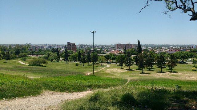 Cordoba - Parc Sarmiento - Argentine