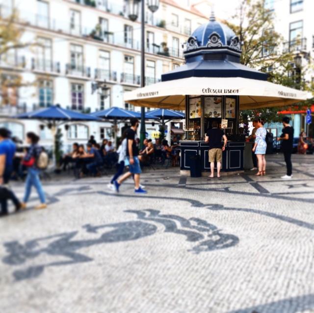 Lisbon_Portugal_place Luis de Camoes