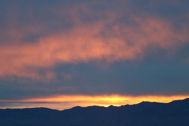 Joshua Tree National Park - Coucher de soleil - Californie - USA