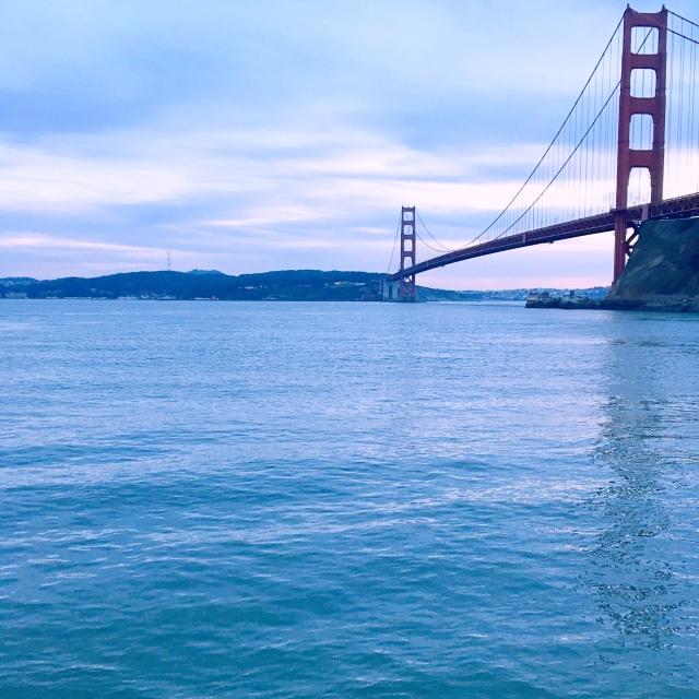 San Francisco - Golden Gate Bridge - Californie - USA